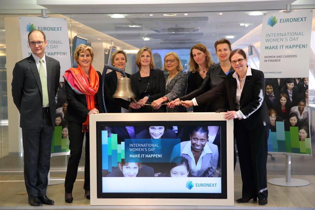 Women in ETFs to Ring Stock Exchange Bells on International Women's Day