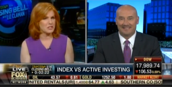 ETF Trends' Tom Lydon Talks Diversification Plays on Fox Business