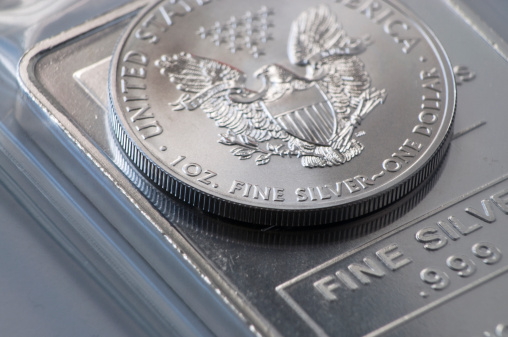 Silver ETFs Extend Gains, Hit Multi-Month Highs Again