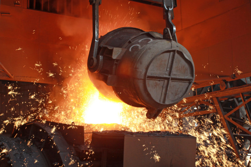 Steel ETF Could Bend, but Not Break
