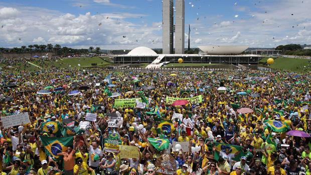Traders got Bearish on Brazil ETFs Ahead of Impeachment Vote