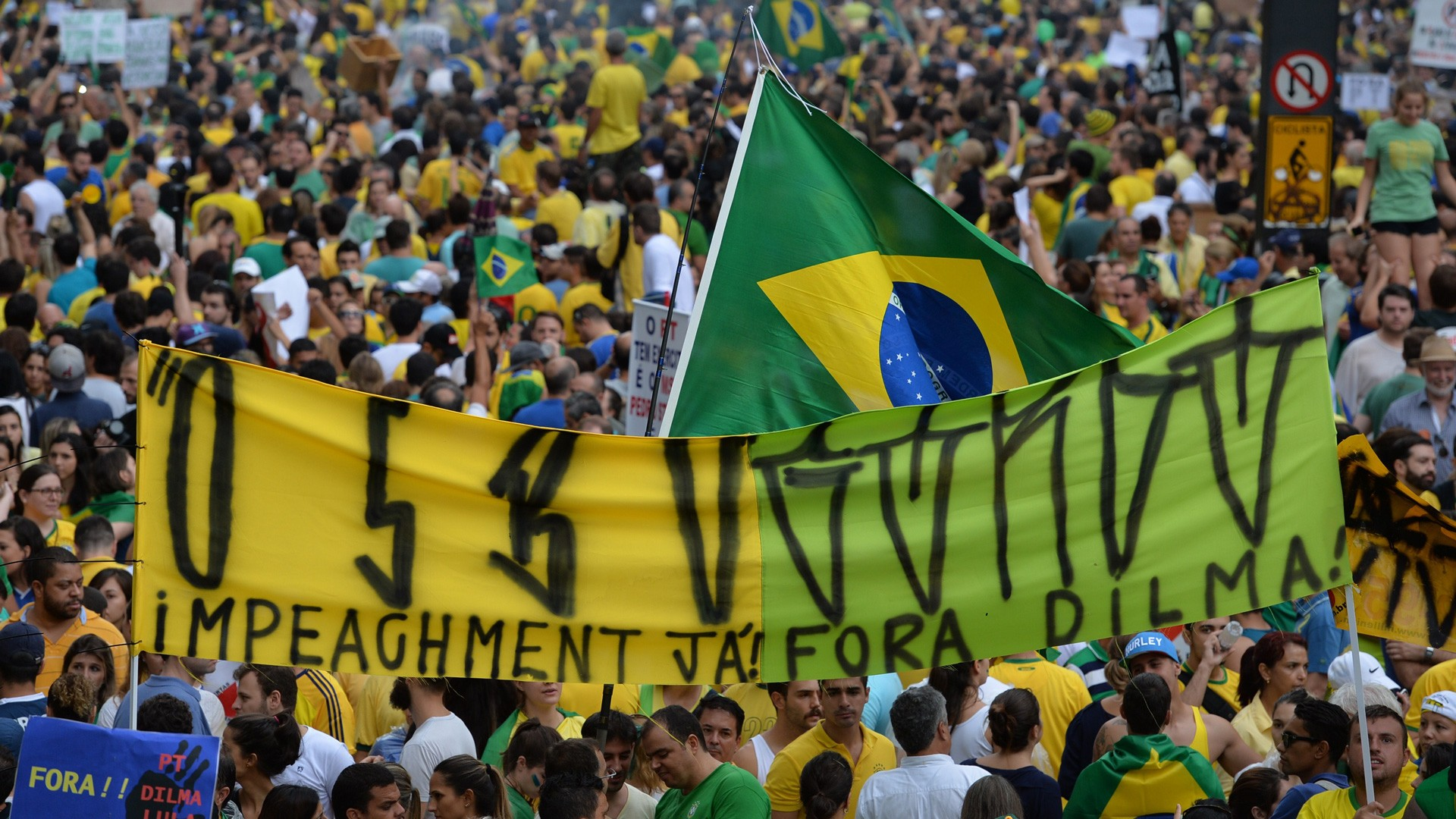 Brazil ETFs Sink After Doubtful Impeachment Vote
