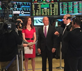 ETF Trends' Tom Lydon Talks Big Inflows on CNBC