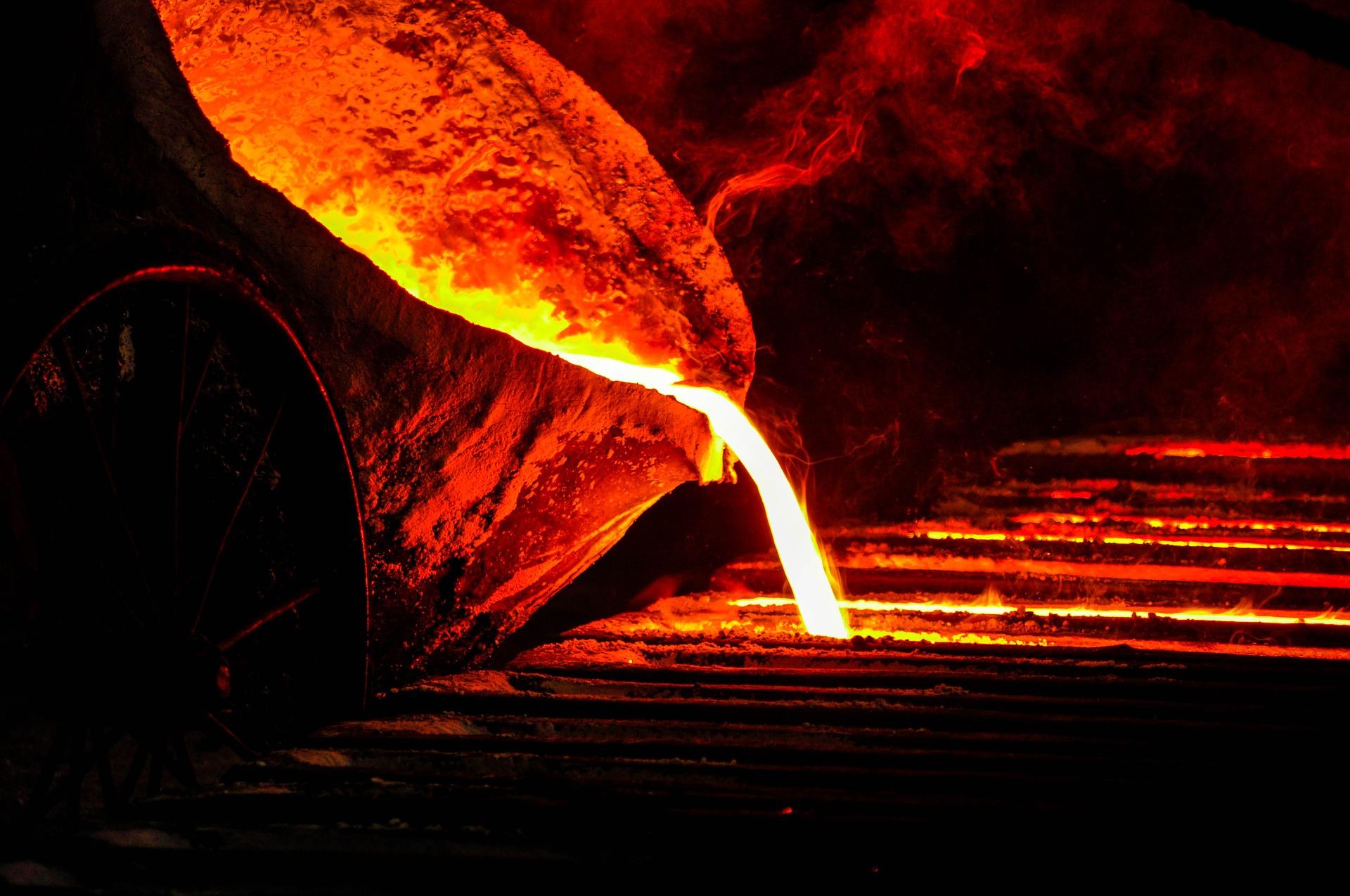 U.S. Steel Upgrade, Nucor Guidance Lift Materials ETFs
