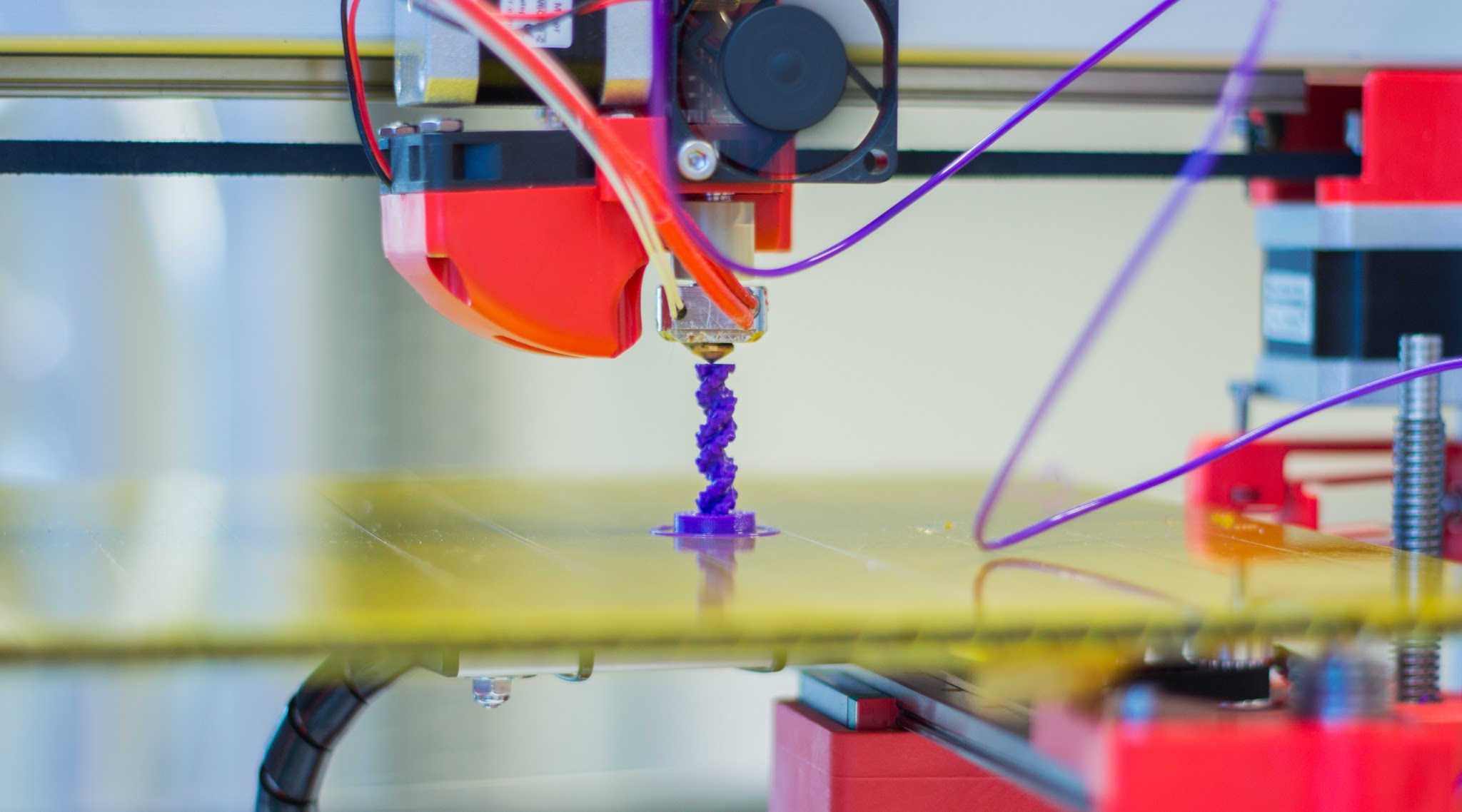 ARK Launches ETF Solely Focused on 3D Printing