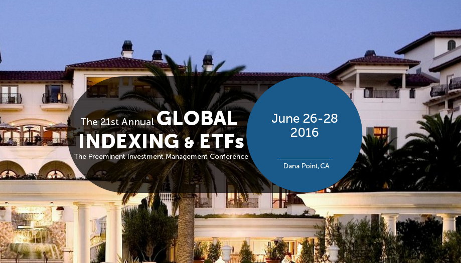 "Index Providers Discuss ""The Market"" at ETF Conference"
