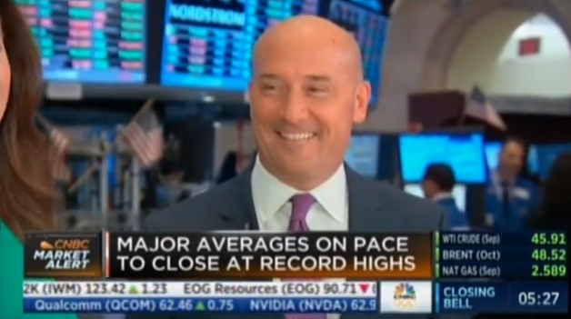 ETF Trends' Tom Lydon Analyzes ETFs on CNBC's Closing Bell