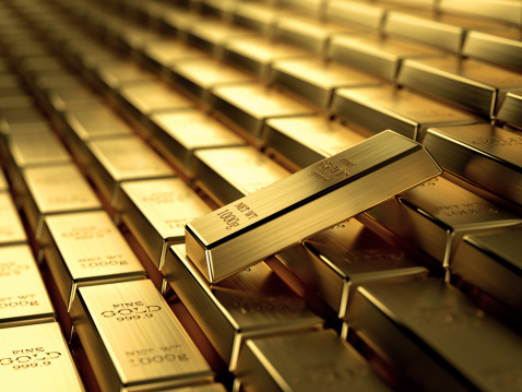 Gold ETFs Dull on Fed Rate Bets, Strengthening Dollar