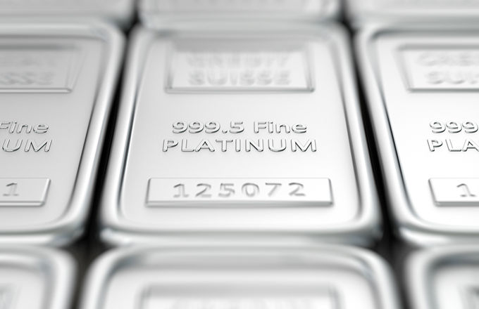 Platinum Power Slows as Demand Seen Questioned