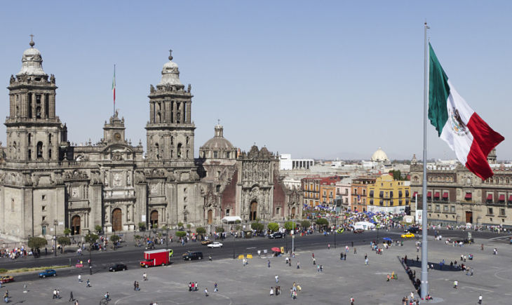 Mexico ETF Tries to get its Groove Back
