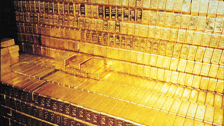 ETF Traders Bet on an Oversold Gold Market