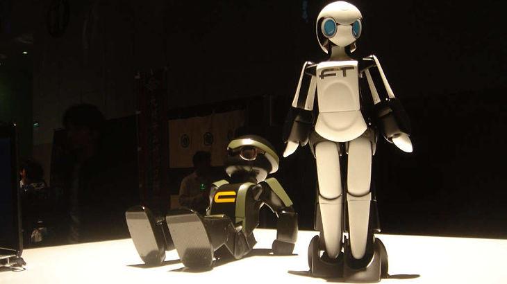 Plug into Robotics with an ETF Strategy