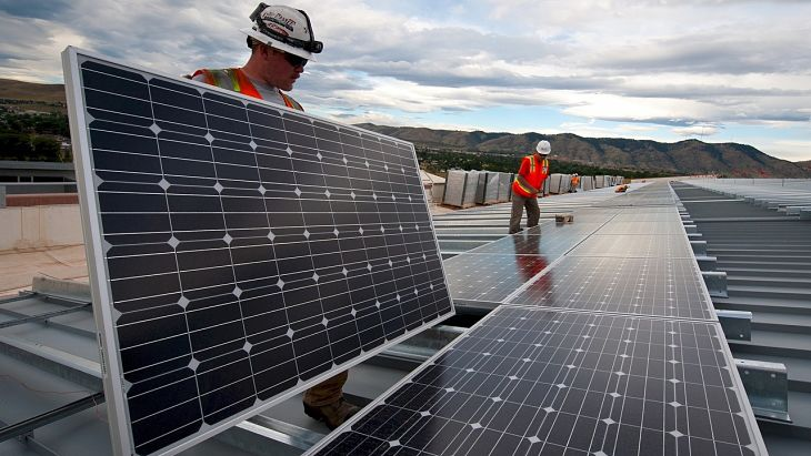 Solar ETFs Look for a Renaissance