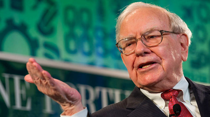 Buffett: Stocks More Attractive Than Bonds
