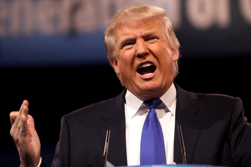 U.S. Stock ETFs Pare Gains After President Trump's Speech