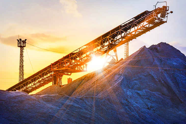 Reduced Spending Could Help Mining ETFs
