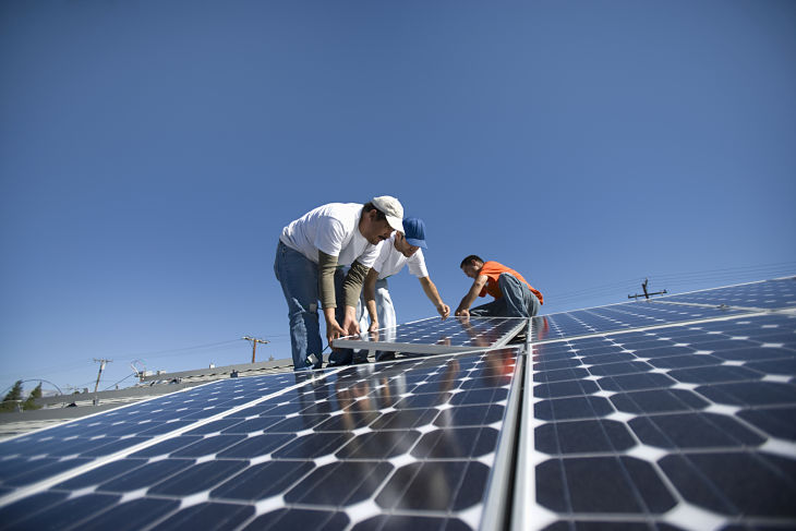 Sun Begins to Shine for Solar ETFs