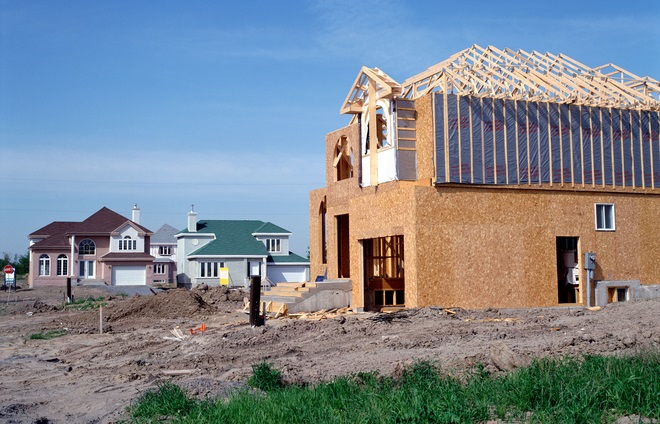Homebuilder ETFs Reach Important Junctures