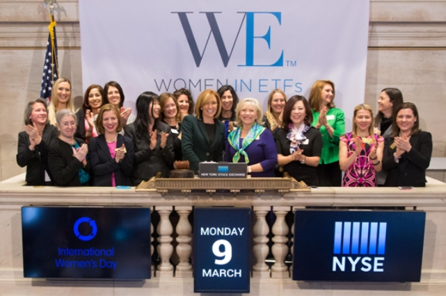 NYSE, Nasdaq Among 43 Stock Exchanges Ringing Bells for Gender Equality