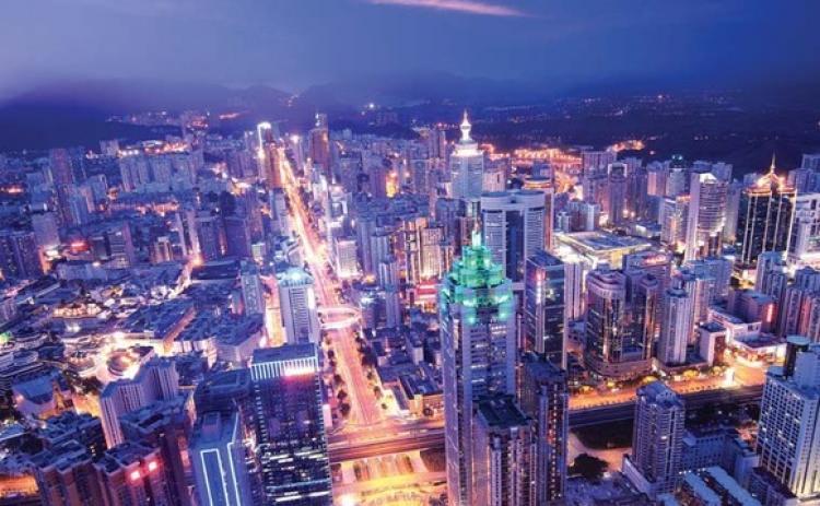 Shenzhen: China's New Economic Zone