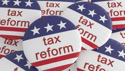 Tax Reform? ETFs Potentially in Play