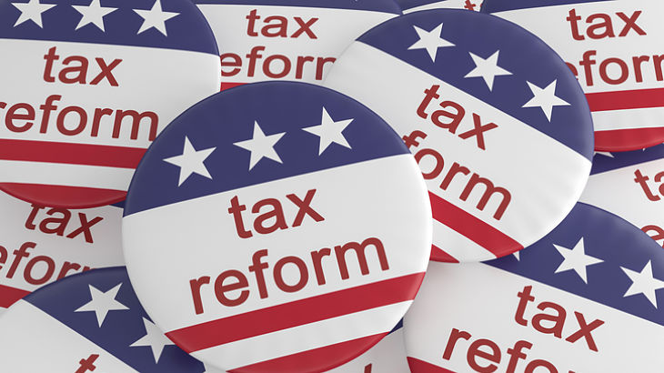 Tax Reform ETFs Potentially in Play
