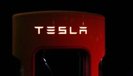Tesla Revs Alternative Energy ETF into Rally Mode