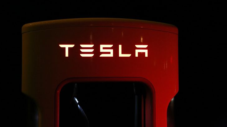 Tesla Revs Alternative Energy ETF into Rally Mode