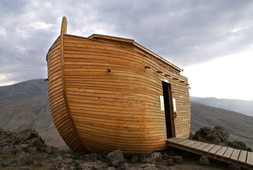 The Time to Build an Ark Is When the Sun Is Shining