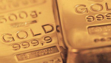Helped by ETFs, Gold Volatility Ebbs