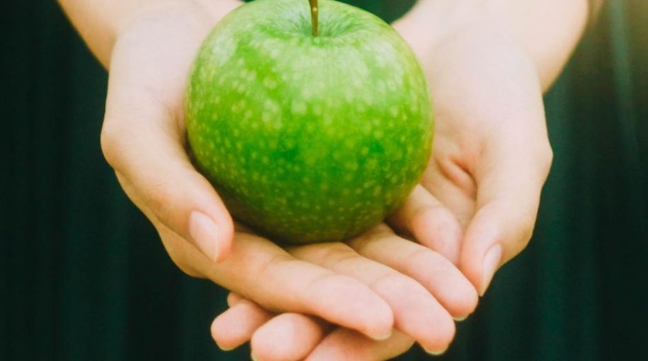 An Apple in the Green Bond Orchard