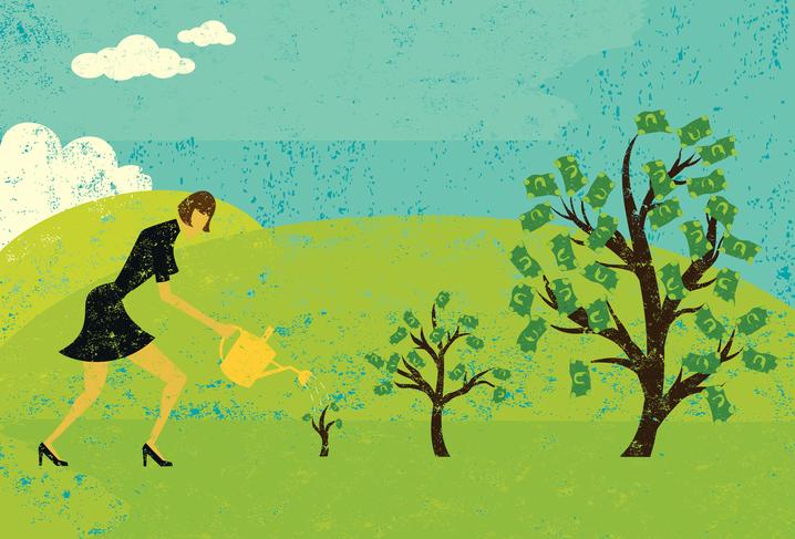 A Dividend ETF That Leans Toward Profitable Payers