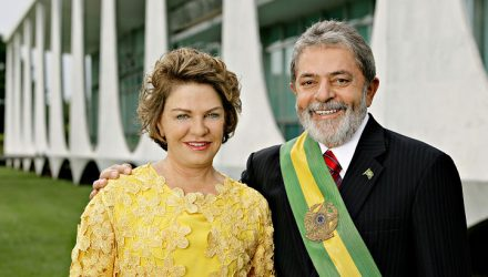 Brazil ETFs Surge After Lula Conviction