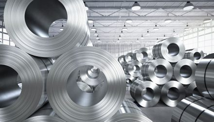 Steel ETF Continues Its Comeback