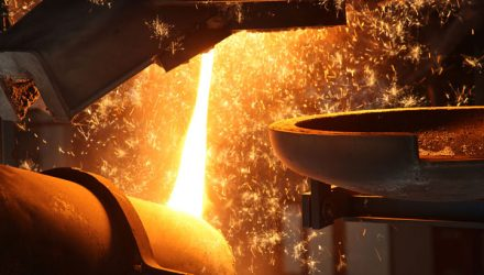 Industrial Metals Could Lift Commodity ETFs