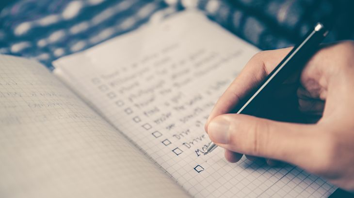 It's Time to Review Your Market Correction Checklist