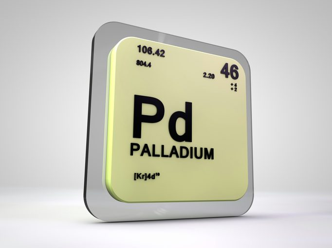 Palladium ETFs See Departures as Metal Shines