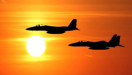 Record Highs Continue for Aerospace, Defense ETFs