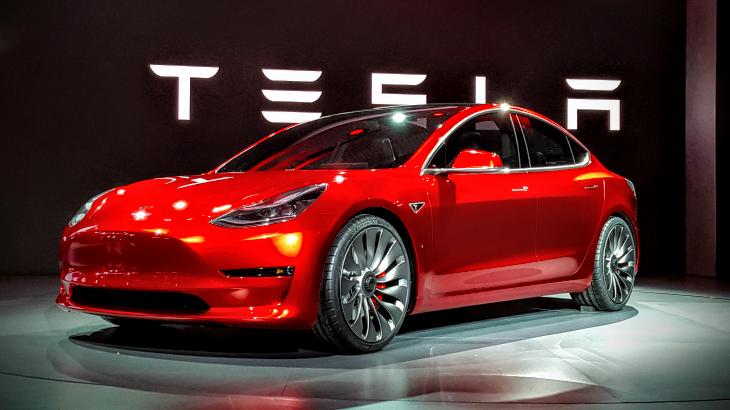 Tesla's Run Boosts its Profile in ETFs, Mutual Funds