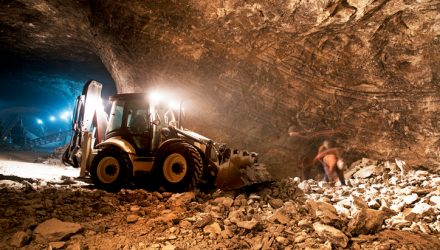 Rare Earth Metals ETF is Enjoying a Banner Year