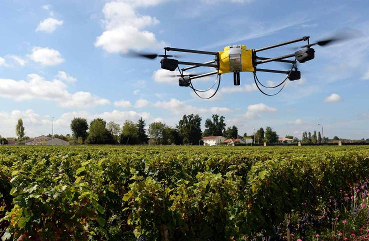 Agricultural Robots Set to Solve Global Food Crisis