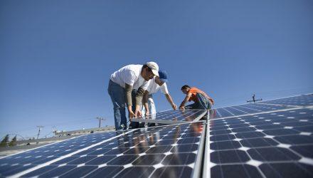 Big Growth Seen for Solar Industry, Solar ETF