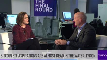 ETF Trends' Tom Lydon Talks ETFs, Bitcoin on 'The Final Round'