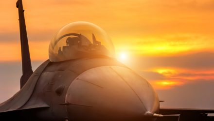 Hot Aerospace ETFs Waiting on Washington