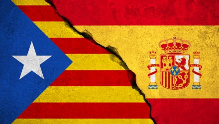 Spain ETFs Retreat as Catalonia Sues for Independence
