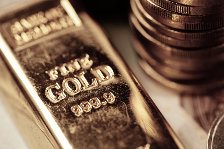 A Familiar Gold Catalyst is Still in Play