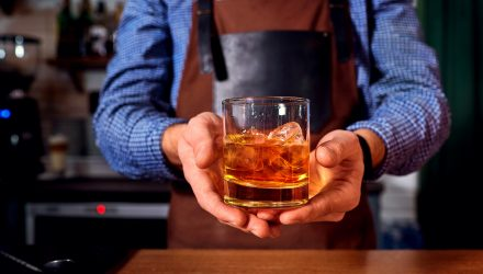 A Toast to Whiskey ETF Up 30.6% YTD