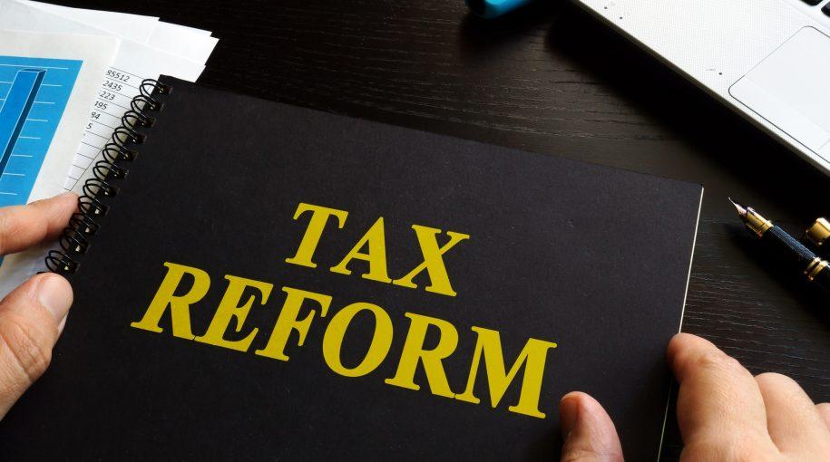 Tax Reform Debate Could Pressure Small-Cap ETFs