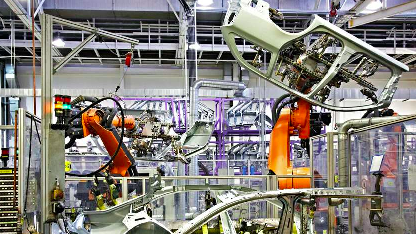 For M&A Opportunities, All Eyes Are on Robotics & Automation