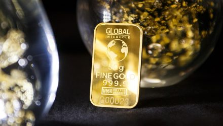 Cryptocurrencies Can't Make Up for Gold ETFs